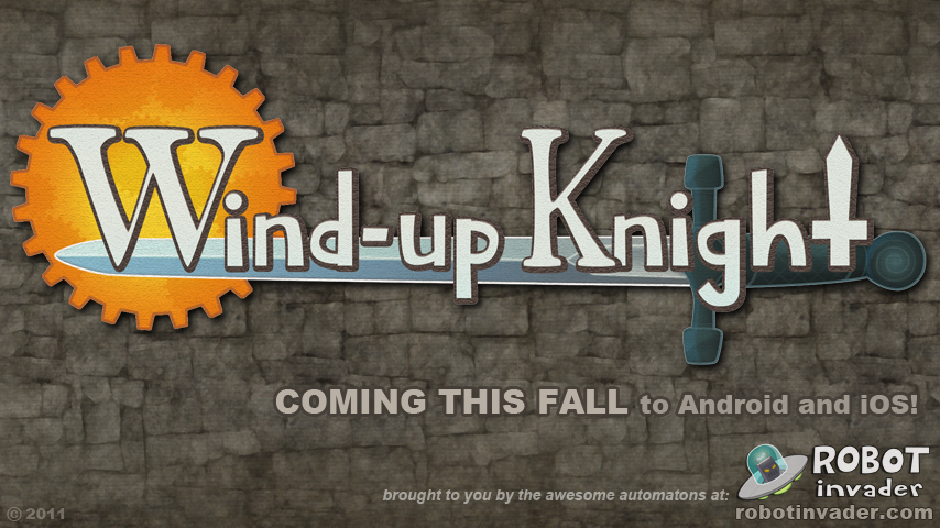 Wind-up Knight Logo
