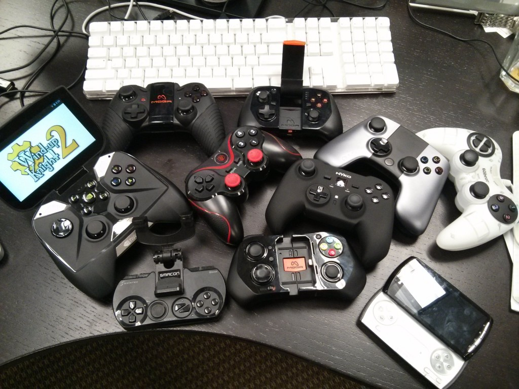 Controller Madness
